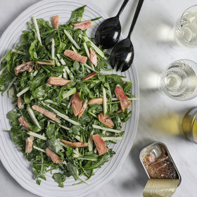 Food & Wine: Smoked Trout and Apple Salad