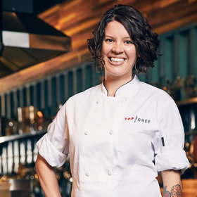 Food & Wine: 'Top Chef's' Carrie Baird on Her Fancy Toasts and Which Dishes She'd Do Over