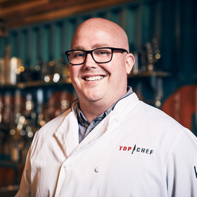 Food & Wine: 'Top Chef's' Tyler Anderson on Going Big and Going Home