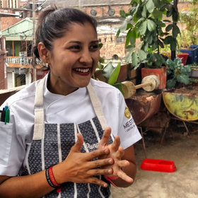 Food & Wine: Chef Jennifer Rodriguez Is Revitalizing Colombian Cuisine by 'Making Growers the Protagonists'