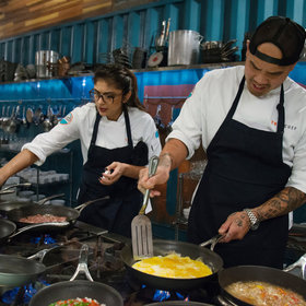 Food & Wine: 'Top Chef' Colorado Recap: Episode 3 — 'Keep On Truckin''