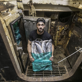 Food & Wine: Danger and Routine: An Inside Look at Alaska's Fishing and Crabbing Industry