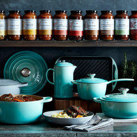 mkgalleryamp; Wine: Le Creuset Is Launching a Mint Line That's Perfect for Spring