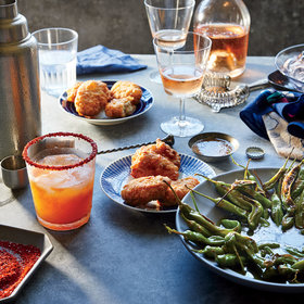 Food & Wine: Jalapeño and Rye Whiskey Chicken Nuggets