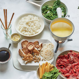 Food & Wine: Shabu-Shabu