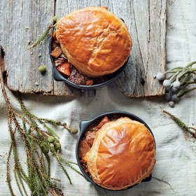 Food & Wine: Braised Beef Pot Pie