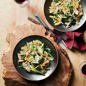 mkgalleryamp; Wine: Cavatelli with Tuna and 