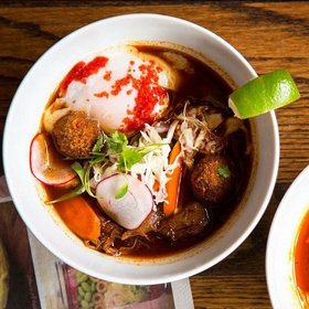 Food & Wine: Chicago's Best Birria Restaurant Is Becoming a Ramen Shop—for Just One Night
