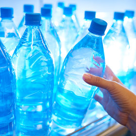 Food & Wine: 15% of People Only Drink Bottled Water