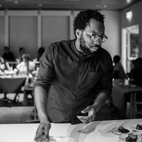 Food & Wine: Tunde Wey's New Dinner Series Is Designed to Make You Uncomfortable