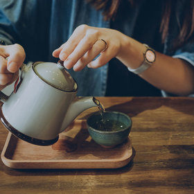 Food & Wine: How to Become a Tea Master
