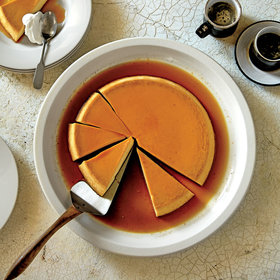 mkgalleryamp; Wine: Burnt Caramel Flan