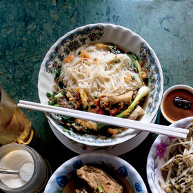 Food & Wine: Cambodian Rice Noodle Soup