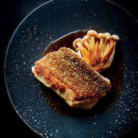 Food & Wine: Crispy Tilefish with Ponzu Butter