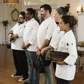 Food & Wine: 'Top Chef' Colorado Recap: Episode 10 — 'Red Rum and Then Some'