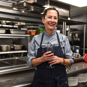Food & Wine: Nancy Silverton's Famous Chopped Salad Is About to Be Available Nationwide