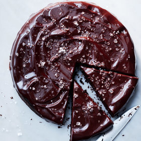 Food & Wine: Red Wine Chocolate Snack Cake