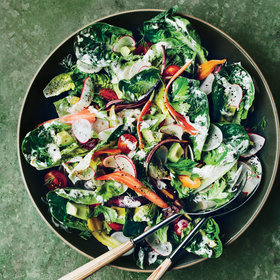 Food & Wine: Oma's Green Mountain Salad