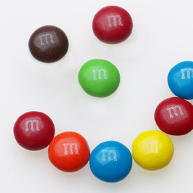 Food & Wine: M&M's Mixed Bags: Chocolatey Chaos in a Candy Shell
