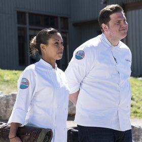 Food & Wine: 'Top Chef's' Adrienne Cheatham and Joe Flamm on Making It to the Finale