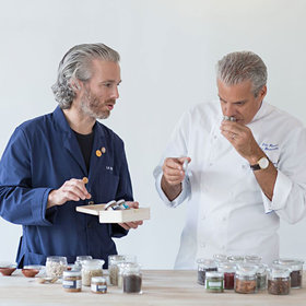 Food & Wine: 5 Ways to Optimize Your Spices, According to Eric Ripert and Lior Lev Sercarz