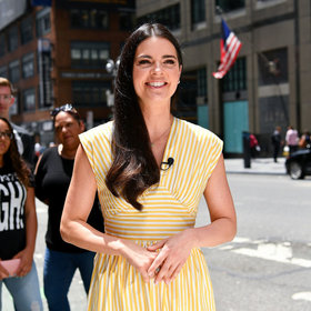 """Food & Wine: Food Network Star Katie Lee Gets Real About Her Diet: """"I Don't Subscribe to That No-Carb Thing"""""""