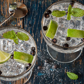 Food & Wine: 4 Simple Ways to Make a Better Gin and Tonic