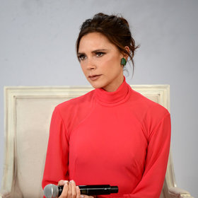 Food & Wine: Victoria Beckham Doesn't Know What Birthday Cake Is: See Her Cut Into a Watermelon for Her 44th