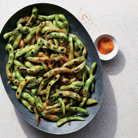 Food & Wine: Charred Chili-Lime Beans