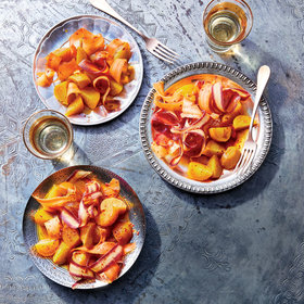 Food & Wine: Lemon-Pickled Carrots and Beets
