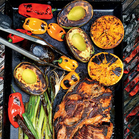 Food & Wine: 8 Tips for Grilling a la Plancha