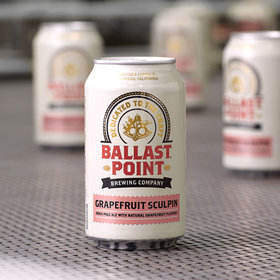 mkgalleryamp; Wine: San Diego's Ballast Point Brewery to Open Outpost in San Francisco