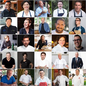 Food & Wine: The Ultimate Food & Wine Classic in Aspen Chef Cheat Sheet