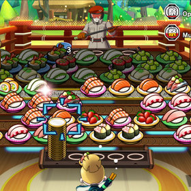 mkgalleryamp; Wine: Nintendo's 'Sushi Striker' Game Is an All-You-Can-Eat Anime Food Battle
