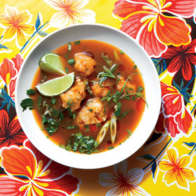 mkgalleryamp; Wine: Shrimp-and-Yuca 