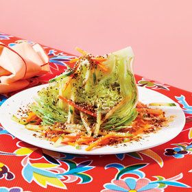 Food & Wine: Wedge Salad with Passion Fruit Ponzu