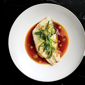 Food & Wine: Steamed Fish with 