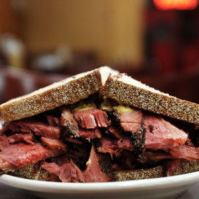 Food & Wine: Katz's Deli to Take Its Iconic Pastrami on Tour