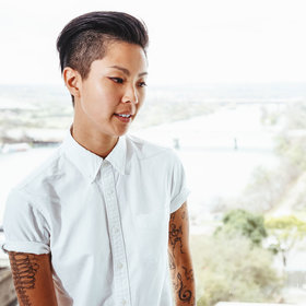 mkgalleryamp; Wine: The One Genius Thing Kristen Kish Does Every Night After Service