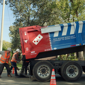 mkgalleryamp; Wine: Domino's Pledges to Fix Potholes for a Better Pizza Experience
