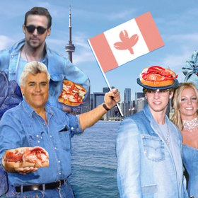 mkgalleryamp; Wine: Get a Free Lobster Roll for Donning a 'Canadian Tuxedo' This Friday