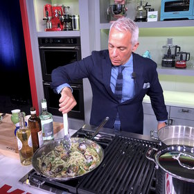 Food & Wine: 5 Tips for Perfect Linguine with Clams from Geoffrey Zakarian