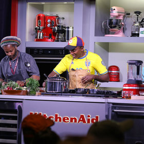 Food & Wine: Marcus Samuelsson Reveals Why 'Chopped' Only Has One Ice Cream Maker