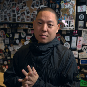 Food & Wine: Eddie Huang Credits His Mother with Teaching Him How to Cook