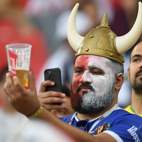 Food & Wine: Soccer Fans Are Draining Moscow's Beer Supply Dry