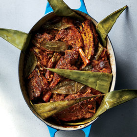 mkgalleryamp; Wine: Lamb Barbacoa with Masala Adobo