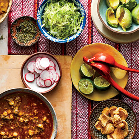 Food & Wine: Posole: As Much About the Soup as It Is About the Fixings