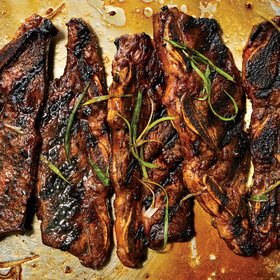 mkgalleryamp; Wine: Grilled Korean-Style