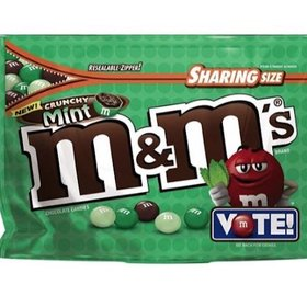 mkgalleryamp; Wine: Crunchy Mint M&M's Are Here to Stay (For a While, at Least)