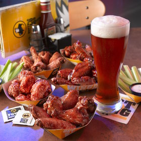 mkgalleryamp; Wine: Buffalo Wild Wings Launches Limited-Edition Beers for Fantasy Football Drafts